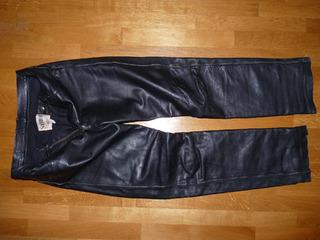 Pantalon Cuir Soubirac