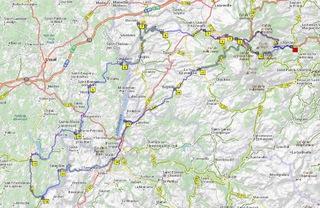 Autour de la Dordogne