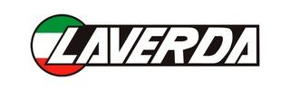 le motos Logo Laverda