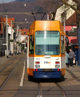 Heidelberg Duewag M8C NF RNV