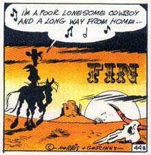i m a poor lonesome cowboy