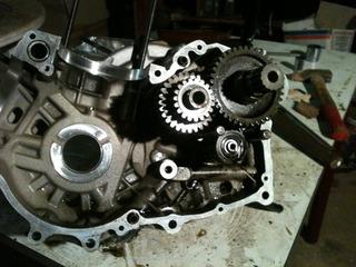 moteur Road 135