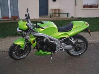 Speed vert