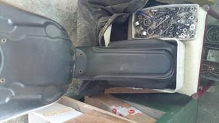 fixation carrosserie selle pou
