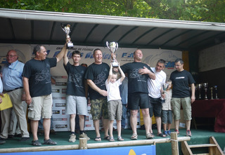 podium rallye2013