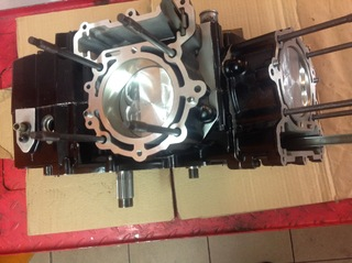 moteur scrambler