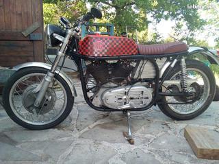 Harley norton 1