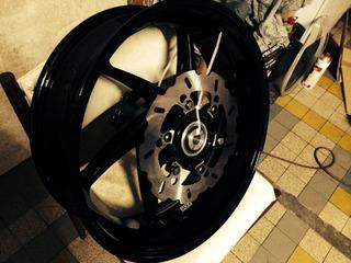 6S braking JLZ AR